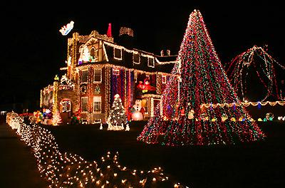Holiday celebrations from coast to coast