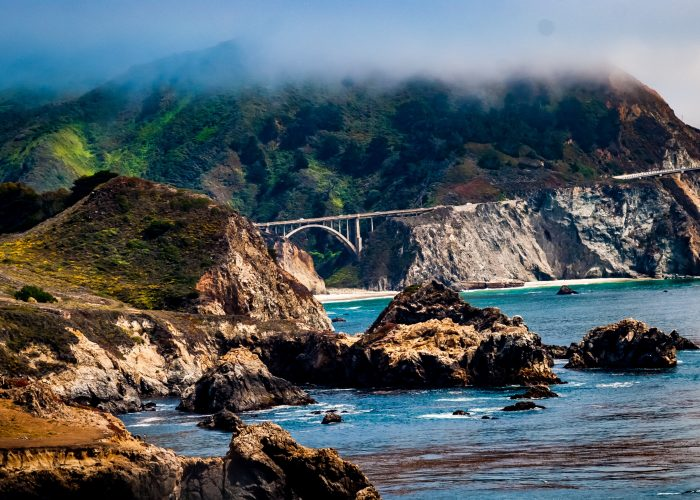 Road-tripping on California's Pacific Coast Highway