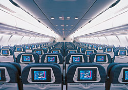 TV, movies, music: Which airlines offer the best in-flight entertainment?