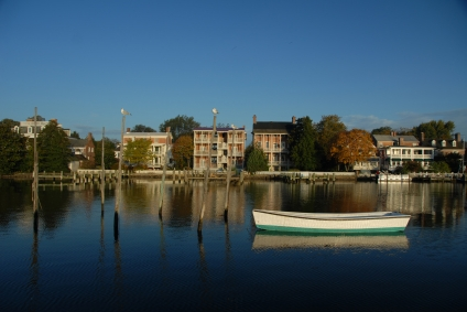 Weekends on the waterfront in historic Chestertown, MD