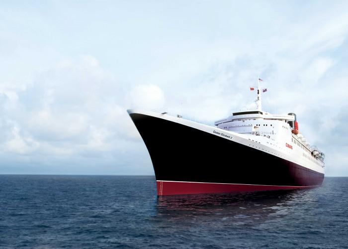 QE2's last world cruise