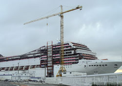 New cruise ships for 2006: Be the first aboard and save