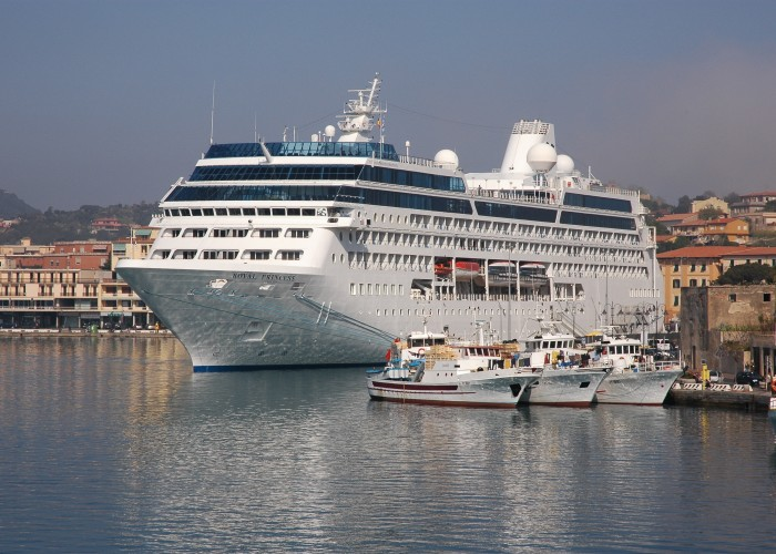 Princess doubles world cruises in 2009