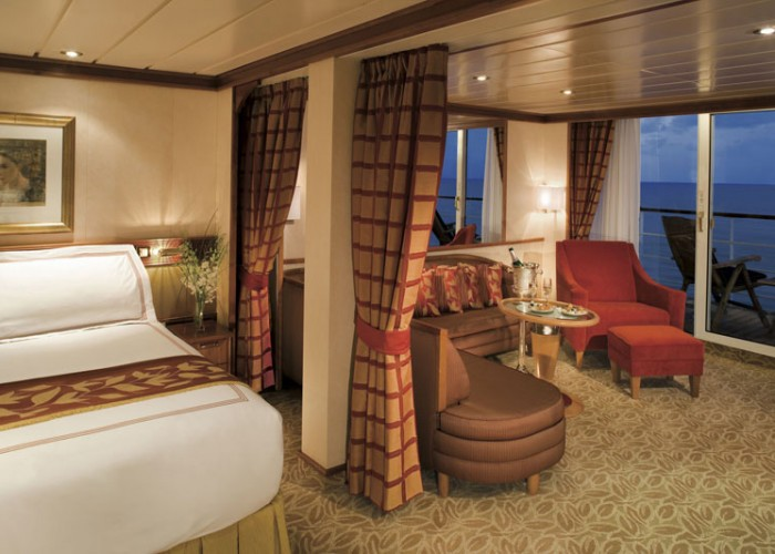 How to pick the best cabin at sea
