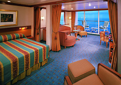 Luxury for (almost) everyone onboard Regent Seven Seas
