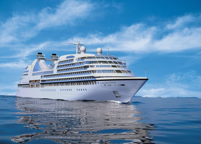 Seabourn orders third new ship