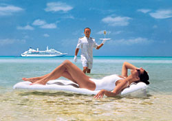 Reserve your spot on the newly named Seabourn Odyssey