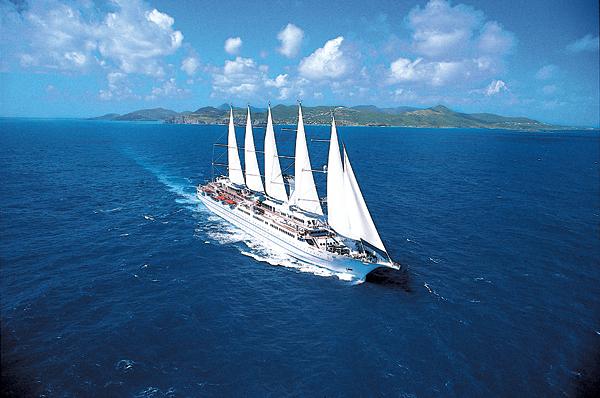 Five-day Windstar sale on Caribbean cruises