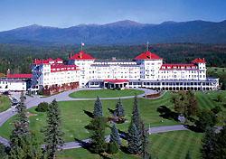 Ten Luxury Hotels Worth The Splurge Mount Washington Hotel Nh