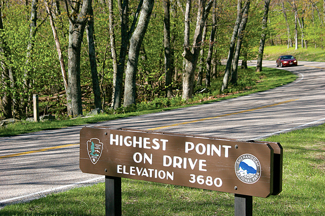 Ride Shenandoah's Skyline Drive Without Running Out of Gas