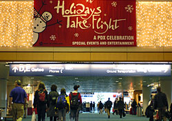 Five ways to avoid airport hassles this holiday season