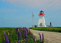 A weekend in Nova Scotia for a light price