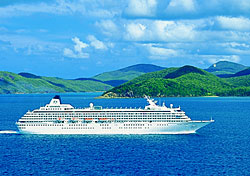 Travel + Leisure names best cruise lines of 2007