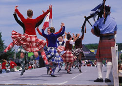 Nova Scotia's festivals flourish in August