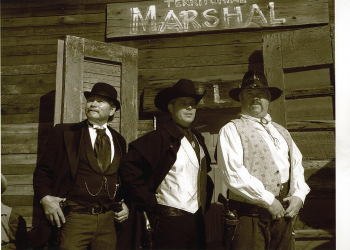 Old West treasures in Virginia City, Nevada