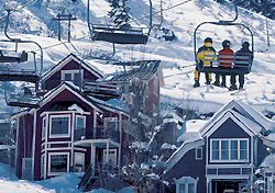 Experience Park City, the ideal American ski town