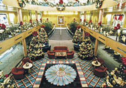 Celebrate savings when you book early for holiday cruises