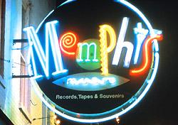 Elvis lives again in Memphis