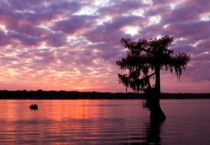 Authentic Cajun culture in St. Martin Parish, Louisiana