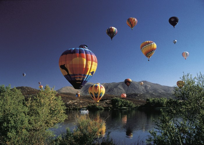 Top 10 Hot Air Balloon Destinations