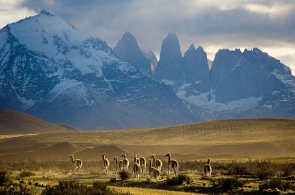 Ten Top National Parks Around the Globe