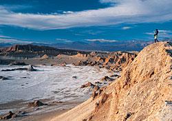 Chile's 'Valle de la Luna' Is Out of This World
