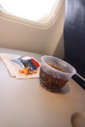 Secrets to eating well in the sky