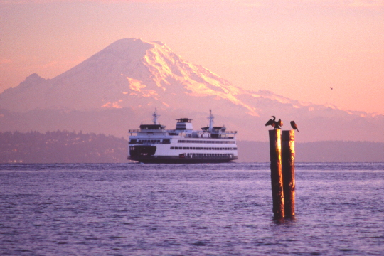 Bainbridge Island Beckons as Seattle's Secret Escape
