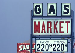 Keep travel costs down when gas prices rise