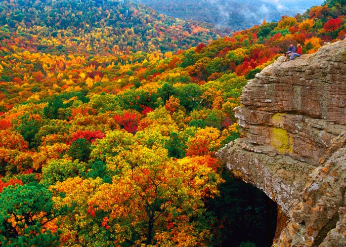 See Explosions of Fall Color for Less in Six Unlikely Places