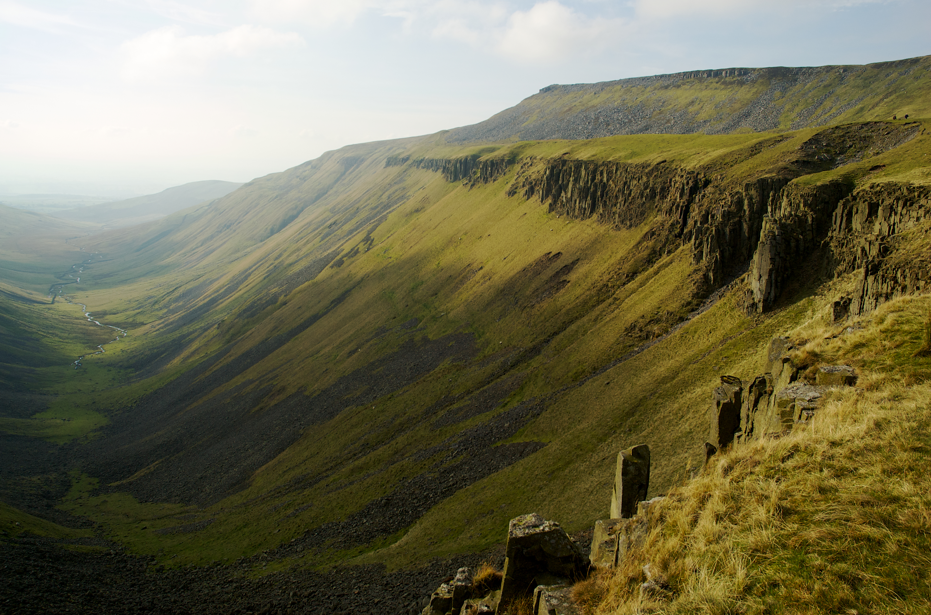 hiking the pennine way an epic walk on the wild side of
