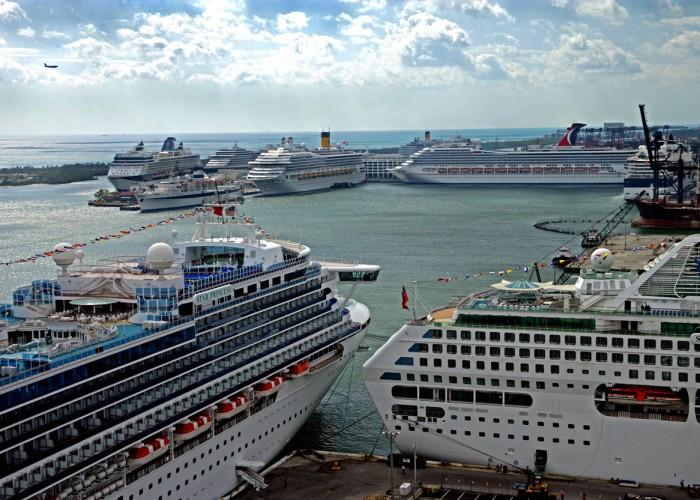 Genesis ships will homeport in Ft. Lauderdale