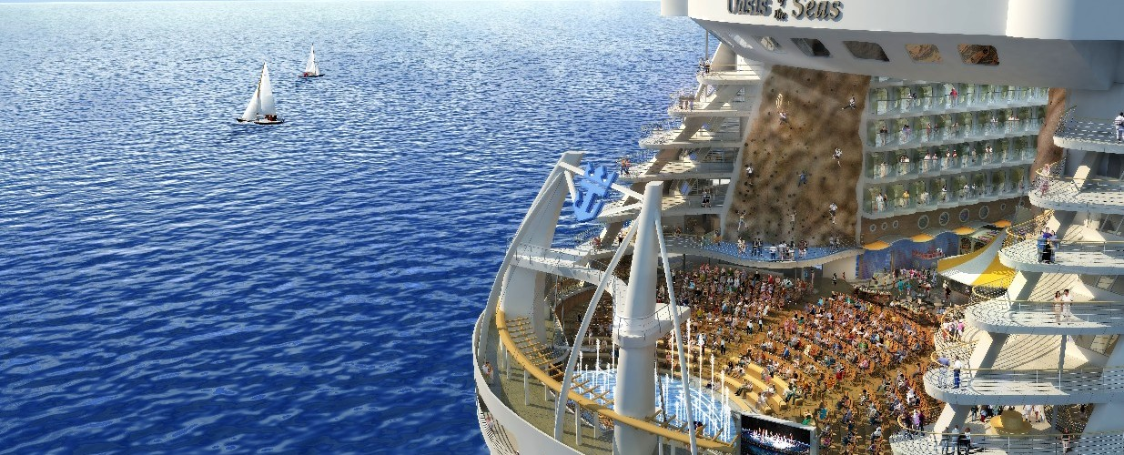 New Cruise Ships In SmarterTravel - Royal odyssey cruise ship