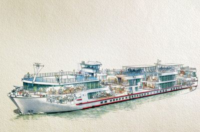 New Cruise Ships In 2009 - SmarterTravel