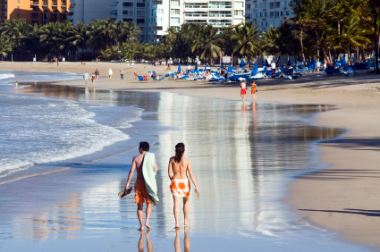 Puerto Rico Entices as Winter's Cheapest Tropical Getaway