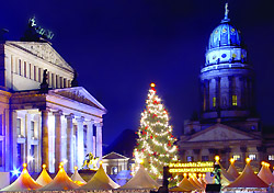 Berlin's holiday spirit shines in December