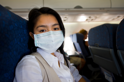 Stay Healthy on Airplanes This Winter