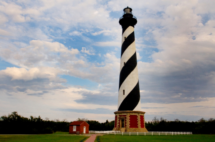 Cape Hatteras Lighthouse, Outer Banks, North Carolina