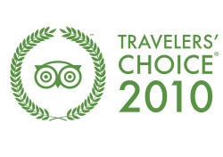 TripAdvisor's Travelers' Choice Destinations for 2010