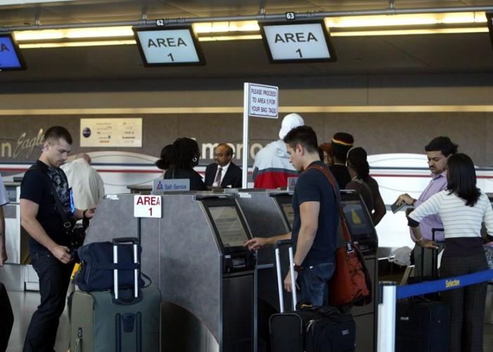 New AA terminal improves JFK, a little