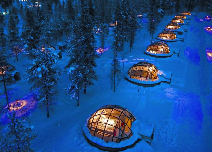 10 Weirdest Hotels in the World