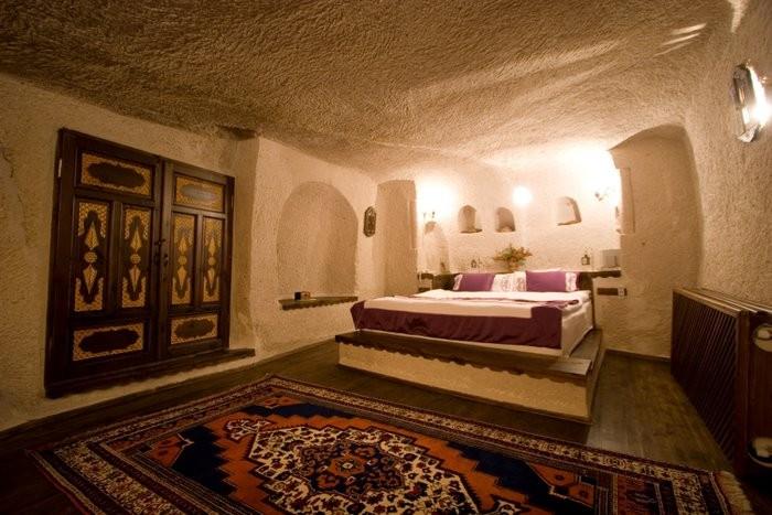 Gamirasu Cave Hotel, Cappadocia, Turkey