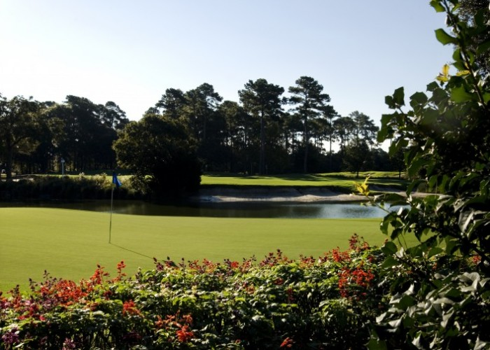 Best Beach Town for Golf: Myrtle Beach, South Carolina