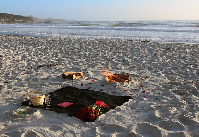 Best Beach Town for Romance: Carmel-by-the-Sea, California