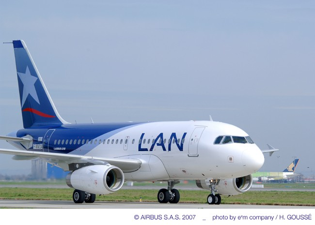 Latin American Carriers LAN and TAM to Merge