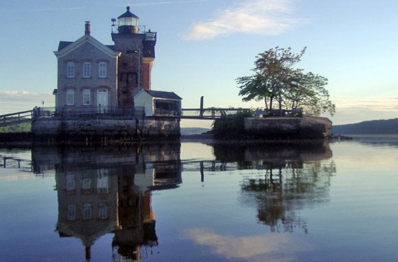Saugerties Lighthouse, Saugerties, New York