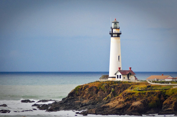 Pigeon Point Lighthouse Hostel, Pescadero, California