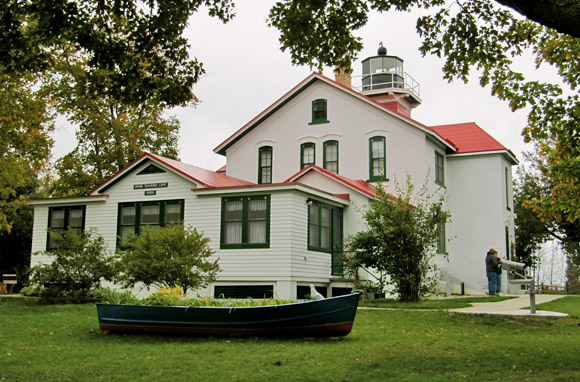 Grand Traverse Lighthouse Museum, Northport, Michigan
