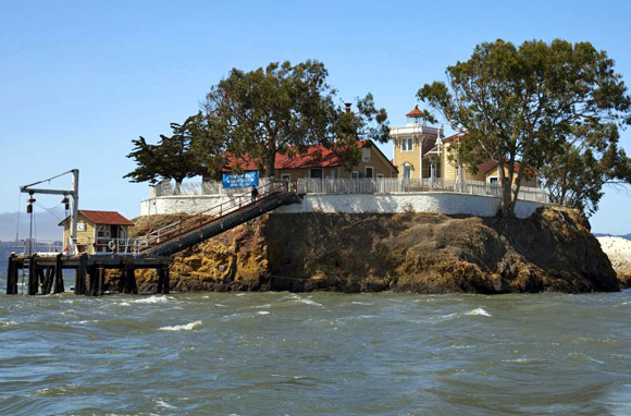 East Brother Light Station, Richmond, California