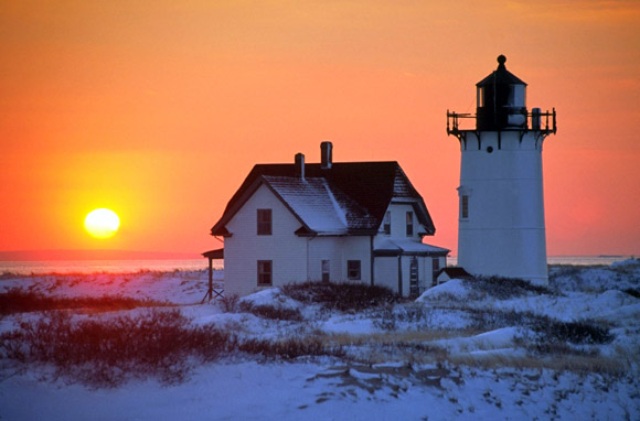 Race Point Lighthouse, North Truro, Massachusetts